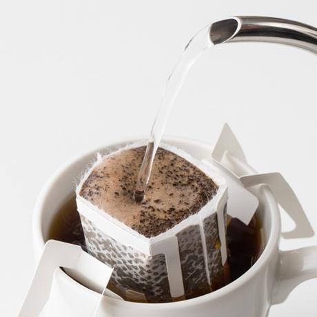 ドリップコーヒー カフェインレス 7g×7P