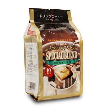 ドリップコーヒー コクのあるスペシャルブレンド7g×10P